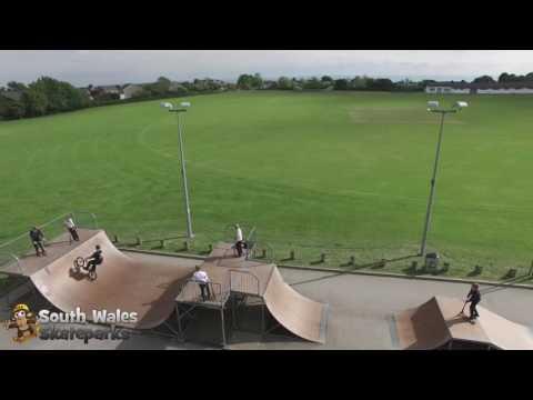 Llantwit Major Skatepark - South Wales Skateparks