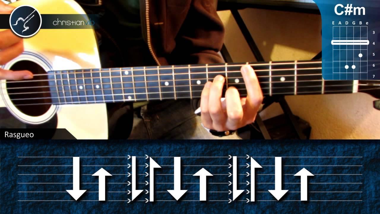 Lobo hombre en paris acordes guitarra