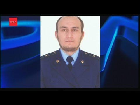 Арестован прокурор Березовского района