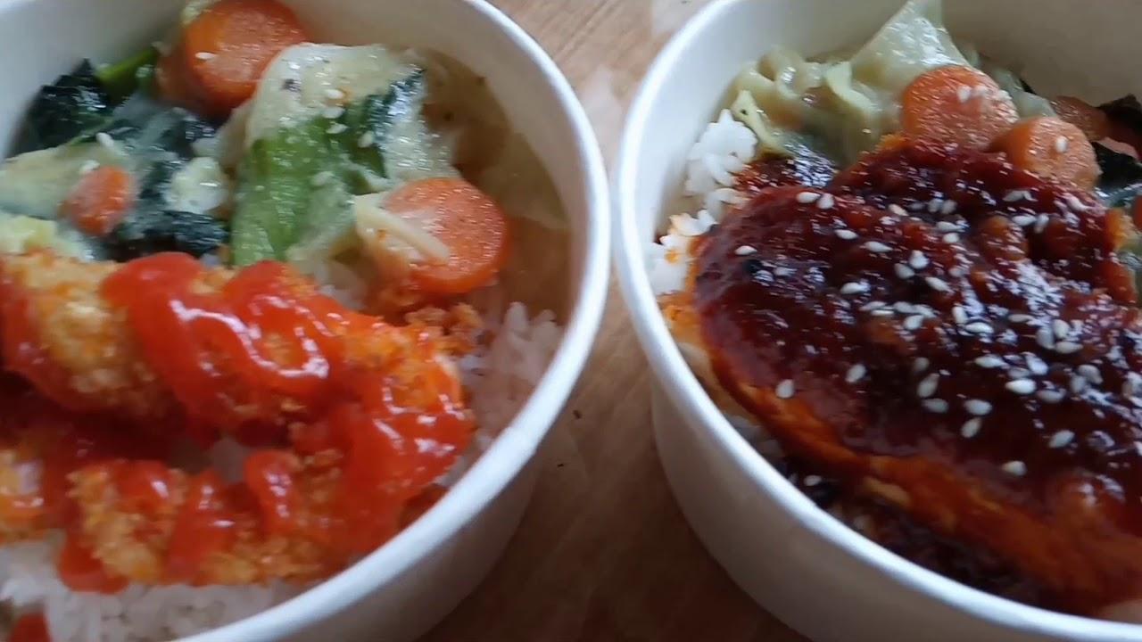 Makanan Khas Jepang tersedia di Mie Dp Cuma Ceban..