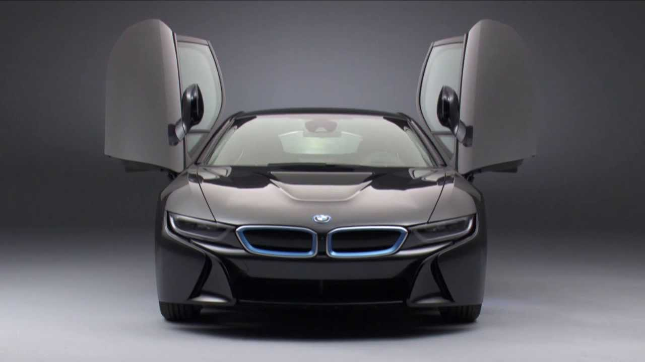 Bmw Vehicle Full Form >> New Bmw I8 In Full Production Form Youtube