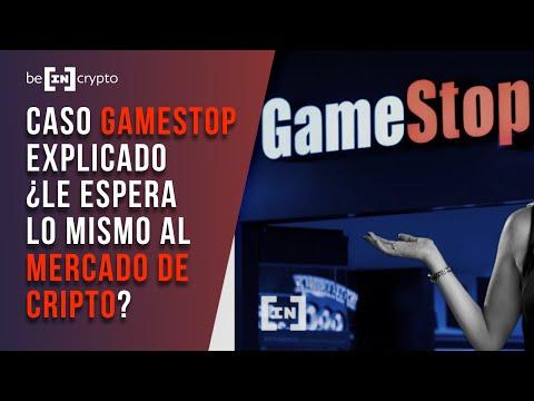 Lo revolucionario de GAMESTOP y WALLSTREETBETS ¿Tiene relación con BITCOIN? | Repaso de Noticias