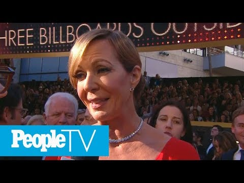 Allison Janney Watched Awards Show In 'Sweatpants' For Years | PeopleTV | Entertainment Weekly