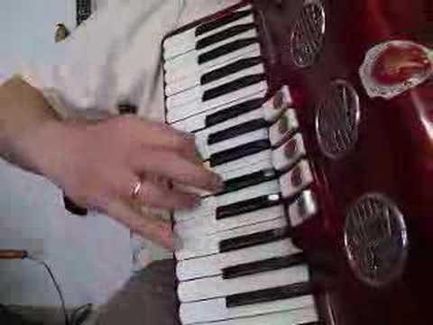 Johnny Accordi Sint Bernardus-Wals