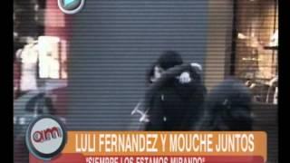 Luli Fernandez y Mouche Juntos - AM