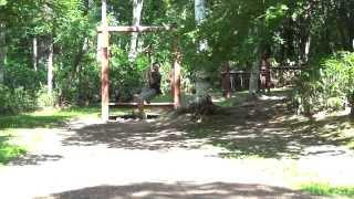 20130724 春光台公園之冒險森林