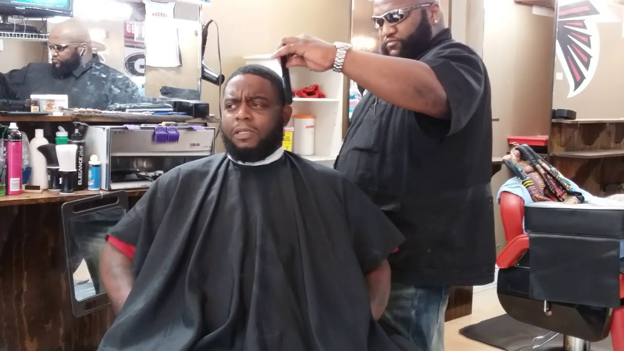When Youre In Atlanta Georgia And Looking For A Barber Shop