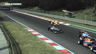 F1 2010 Trailer -  Be the Driver, Live the Life