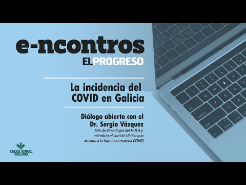 Encontros en El Progreso Sergio Vázquez, Jefe de Oncología del Hula