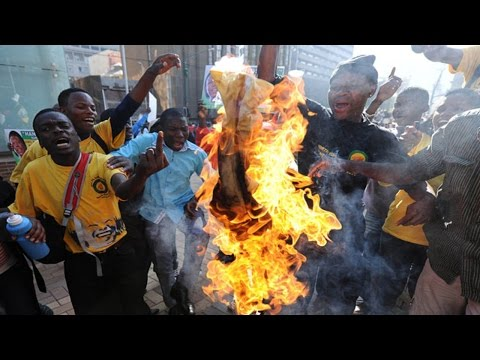 South Africa 2015 | Durban 14 April 2015 | Foreigners Take Stand!!
