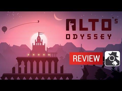 ALTO'S ODYSSEY   AppSpy Review