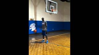 Oumar Barry - Low Post Moves