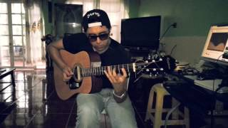 "la camisa negra ""unplugged""-cover guitar (JUANES) (TAB) BY: GIBS RAMIREZ"