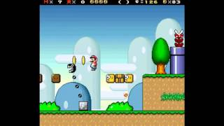 SMW Hack - New Mario's Adventure (1)
