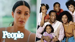 Kim Kardashian Threatens Caitlyn Jenner, Bill Cosby's TV Family Supports Him | People NOW | People