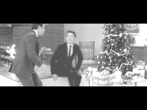 GLEE - Let It Snow  Performance