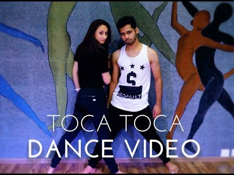 Toca Toca - Fly Project Dance Choreography by Parthraj Parmar