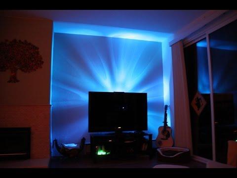 kako napraviti pozadinsko osvetljenje za tv uradi sam. Black Bedroom Furniture Sets. Home Design Ideas