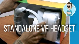 Lenovo | Mirage Solo VR Headset | Unboxing & First Impressions!