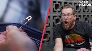 2 Magical Safety Pin Mysteries (w/ Diamond Jim)
