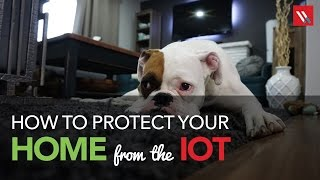 How to protect your home from the Internet of Things (IoT)