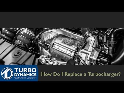 How Do I Replace A Turbocharger? | Turbo Dynamics