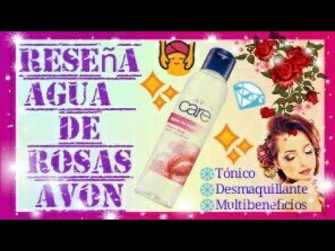 6ff749565 Reseña: Nueva Agua de Rosas de Avon Care⚘ |Vanuka Peña💋💄 - YouTube
