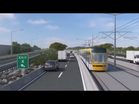 Plans to build light rail from Auckland city to airport back to the drawing board