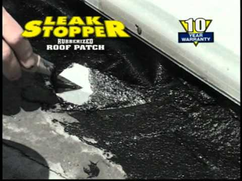 Leak Stopper - Stop Roof Leaks Instantly!