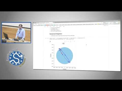 Space Mission Design with Python | EuroSciPy 2015 | Helge Eichhorn