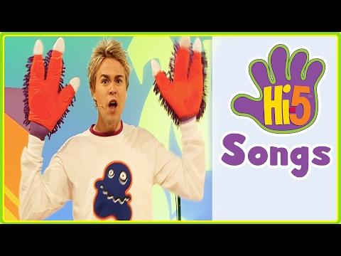 Hi-5 Songs   Happy Monster Dance & More Kids Songs - Hi5 Season 11