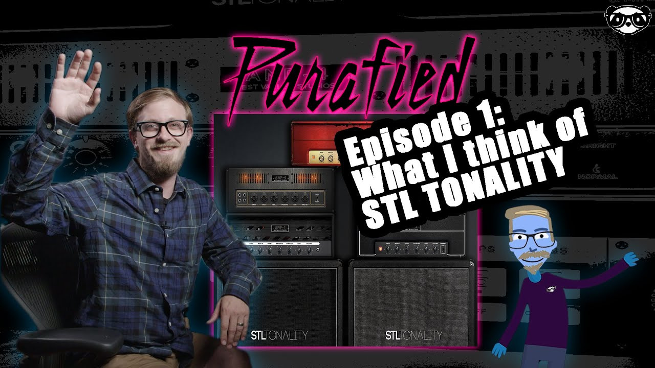 26 56 MB] Purafied episode 1: Here's what I think of STL