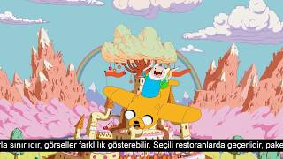 Happy Meal - Adventure Time
