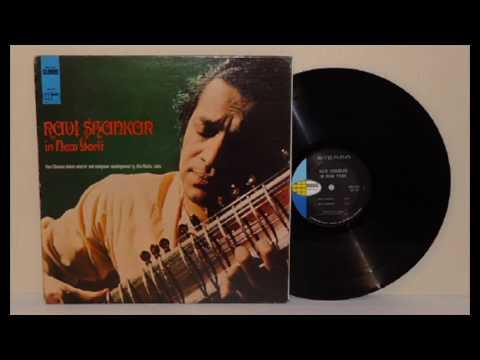 Ravi Shankar – Ravi Shankar In New York - Full Album Vinyl 1967