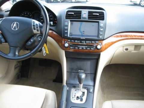 2007 Acura TSX Interior View.AVI - YouTube