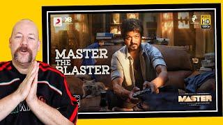 Master the Blaster REACTION | Thalapathy Vijay