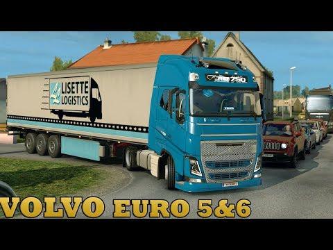 ETS2 Volvo FH 16 2012 (Euro Truck Simulator 2)