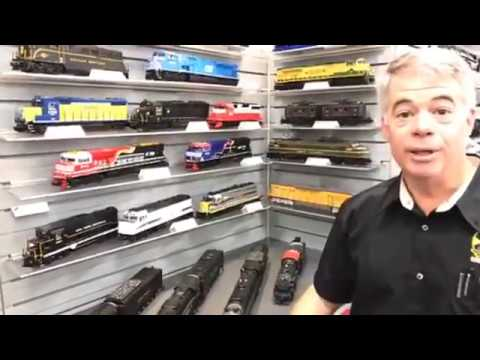 MTH CEO Mike Wolf On TrainWorld's Facebook Live At York TCA Show