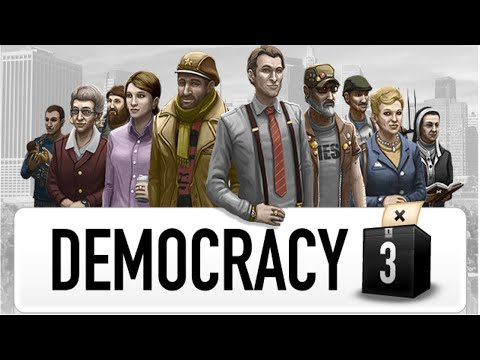 Let's Play Democracy 3 - Episode 4 (Watch out for Liberals!)