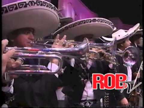 Joe Lopez con mariachi 12th Annual Tejano Music Awards robtv
