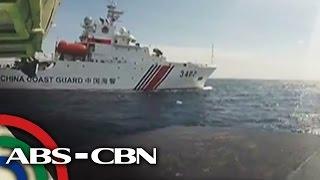Mga sundalong pa-Ayungin, hinabol ng barko ng China