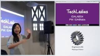 TechLadies Pre-Bootcamp Workshop #2 - Front End Development