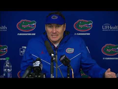 image for #9 Gators Rally To 38-27 Win At South Carolina