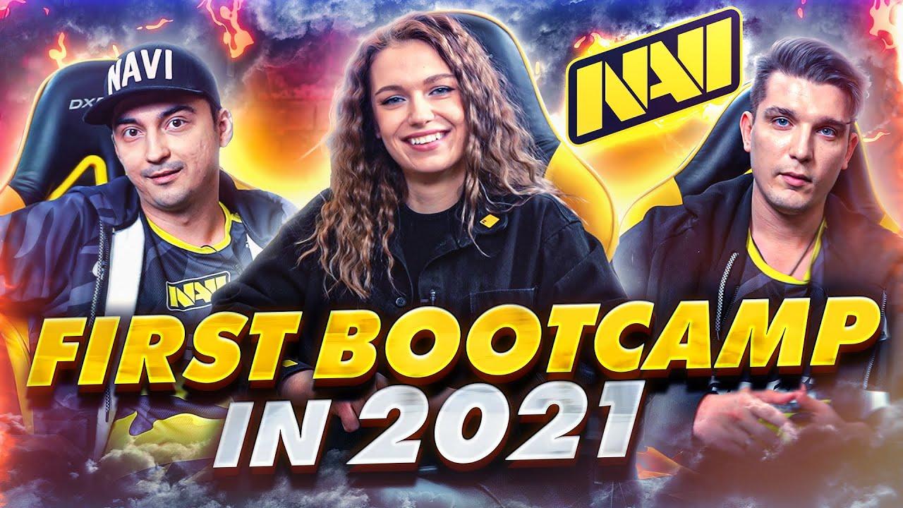 Download #NAVIVLOG: Первый Буткемп NAVI DOTA2 в 2021