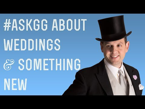 Wedding Attire, Etiquette & Accessories - What Should You Wear To A Wedding #askGG Live  - No. 5