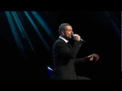 "GEORGE MICHAEL - ""COWBOYS AND ANGELS"" (NO GLASSES :) - Royal Opera House - Sunday 06/11/2011"