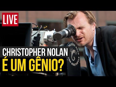CHRISTOPHER NOLAN É GÊNIO?