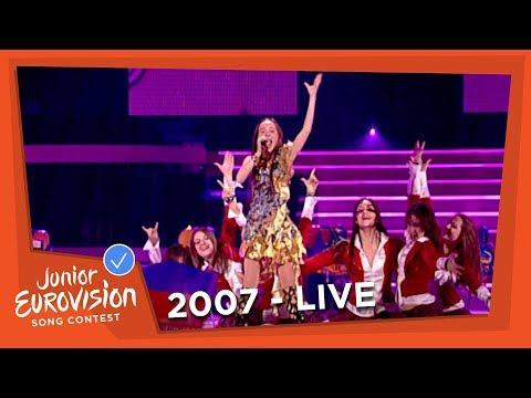 Ilona Halytska - Urok Hlamuru - Ukraine - 2007 Junior Eurovision Song Contest