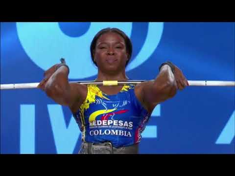 Women's 69 kg A Session Clean & Jerk - 2017 IWF Weightlifting World Championships