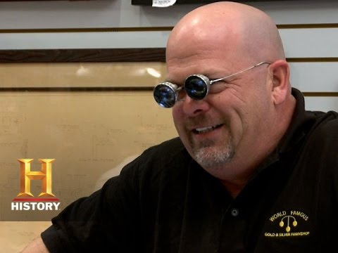 Pawn Stars: Ziess Jewelry Loupes | History